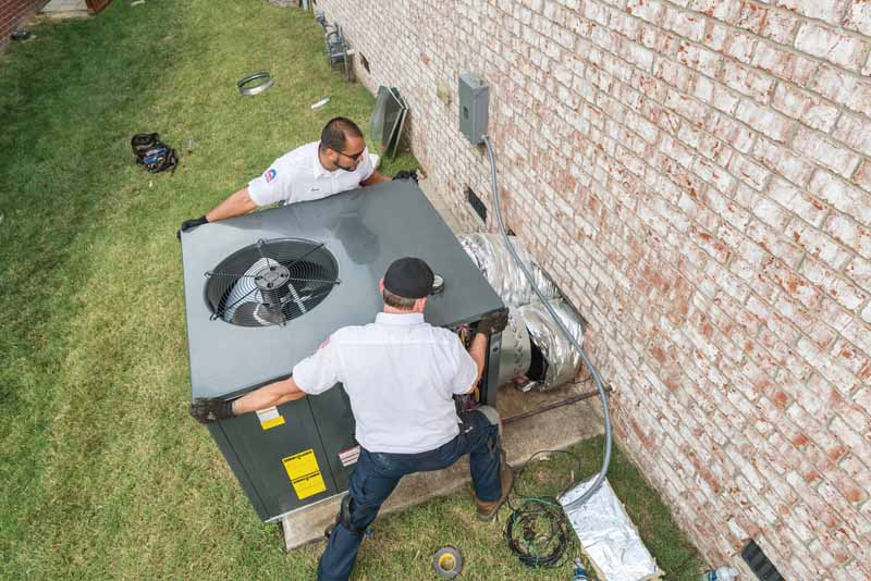 Commercial Air Conditioning And Heating In Mesquite, Garland, Dallas, TX, And Surrounding Areas